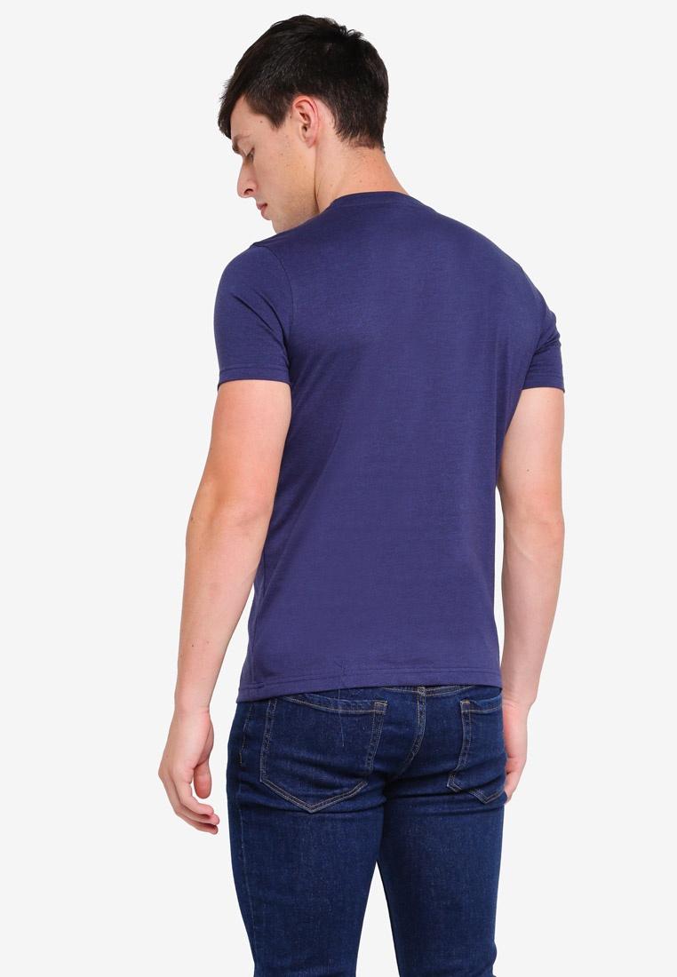 Volkswagen Blue Classic T Navy Shirt xwqEEHRSC