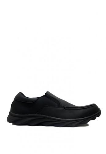 D-Island black D-Island Shoes Slip On Sporty Fashionable England Black DI594SH0VXXZID_1