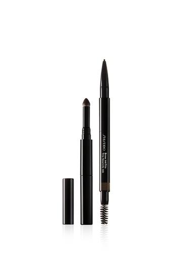 Shiseido black Makeup Brow InkTrio,04 Ebony 1A0DBBECC284BDGS_1