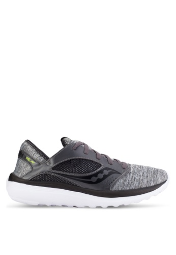 Saucony black Kineta Relay Shoes SA304SH53XDEMY_1