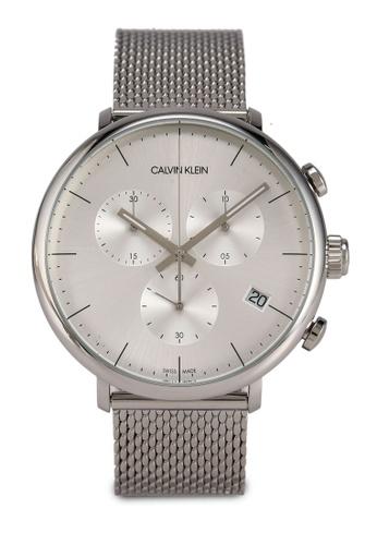 Calvin Klein Watches 銀色 High 手錶 344C2ACD91F4ABGS_1