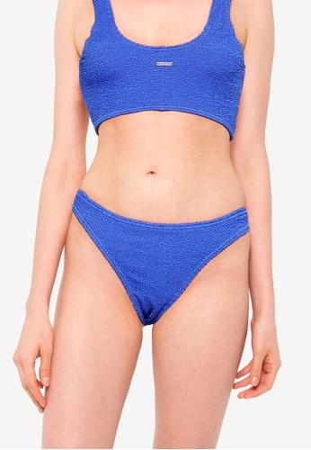 Billabong blue Summer High Tropic Bikini Bottom B2419AAD5CDC76GS_1