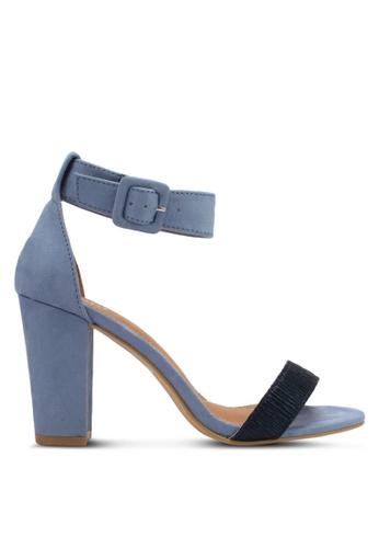 Rubi blue San Sebastian Heels RU506SH0SSFCMY_1