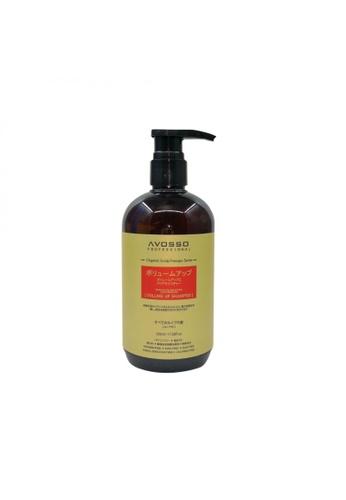 Bai Zi Gui AVOSSO Professional Organic Scalp Series - Anti Hair Loss Shampoo  防脱发洗发剂 2C86ABE7A0A052GS_1