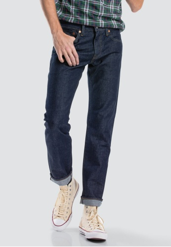 Levi's blue Levi's 511™ Slim Fit Jeans E8956AAD912986GS_1