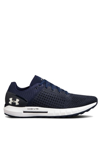 Under Armour navy UA Hover Sonic NC Running Shoes 6986ASH067A1B1GS_1