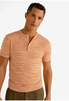8853a8198 Shop MANGO Man T-Shirts for Men Online on ZALORA Philippines