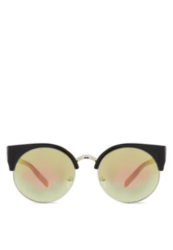 JP0135 esprit retail復古風貓眼太陽眼鏡, 飾品配件, 飾品配件