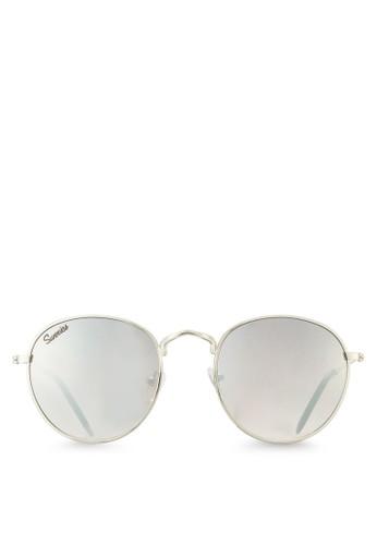 Winona 細圓框太陽眼鏡, 飾品配esprit holdings件, 飾品配件