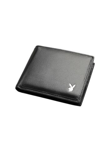 Playboy black Wallet 1FCBDAC6BD10A9GS_1