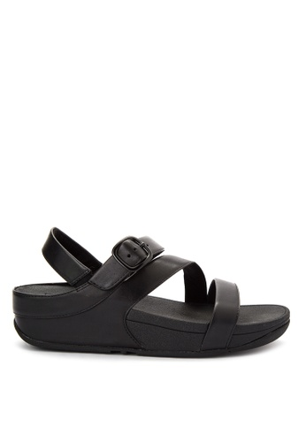 FitFlop black Fflp-Wn-The Skinnyii Back Strp -J18-001-7 FI188SH0JWMBPH_1