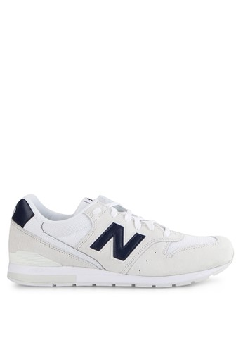 New Balance grey 996 Classic Pack Lifestyle Sneakers NE382SH59FROID_1