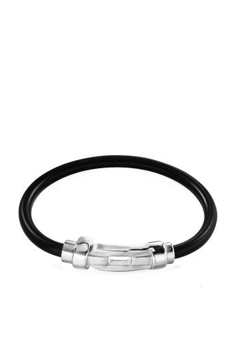 HAPPY FRIDAYS Magnetic Clasp Titanium Steel Bracelet DWS0565 5C82AACECA5583GS_1
