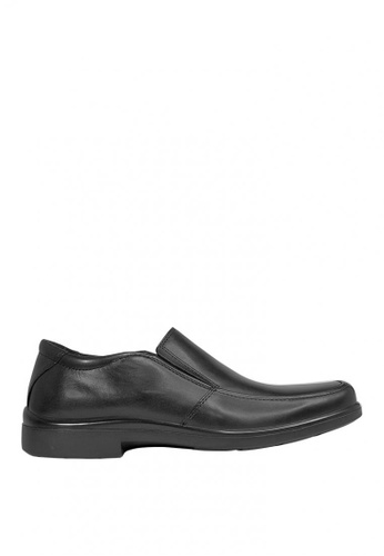 Hush Puppies black Stocks Formal Shoes 81477SH61B8B4FGS_1