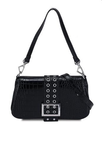 PIMKIE black Crossbody Handbag 74EABAC286C36AGS_1