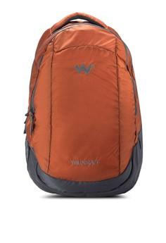 Peza Orange Laptop Backpack