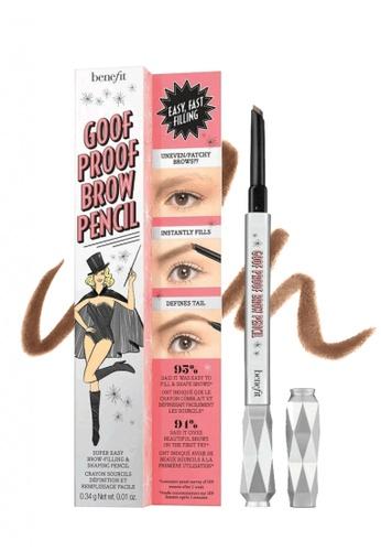 Benefit brown Goof Proof Eyebrow Pencil - Shade 03.5 (Medium) A5DBFBEFA2245CGS_1