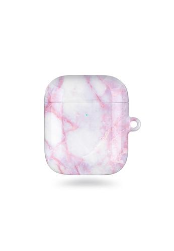 Polar Polar pink Pink White AirPods Case (Glossy) B5045ACB8347B9GS_1