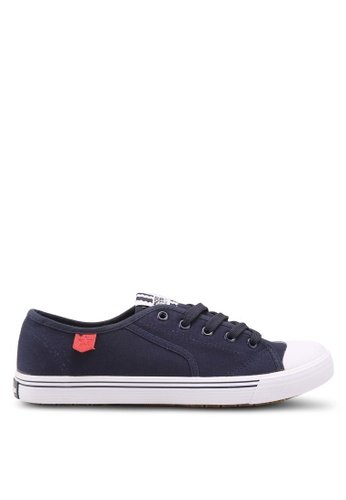 North Star blue North Star Low Cut Sneakers 2D6E6SHF5D01DDGS_1