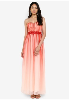 6c317eedd5b1 Little Mistress orange Grapefruit Maxi 90621AACCD998CGS_1