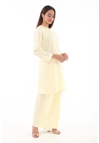 Amar Amran yellow Baju Kurung Pahang Qirana 088BBAA33B2879GS_1