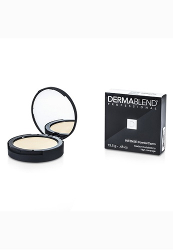 Dermablend DERMABLEND - Intense Powder Camo Compact Foundation (Medium Buildable to High Coverage) - # Ivory 13.5g/0.48oz 7ABCBBEA376270GS_1