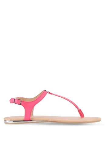 Call It Spring pink Blinder Sandals CA512SH0RLEEMY_1