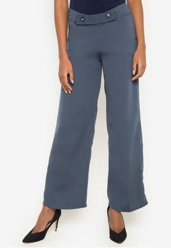 Huxley grey Porsha Pants HU539AA0JATDPH_1