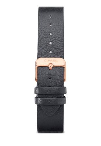 35mm 皮革錶esprit台灣帶, 錶類, 皮革錶帶