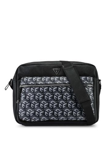Guess black Neo Messenger Bag F8DBBACED746D2GS_1