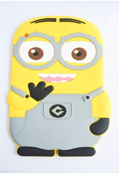 Minion Rubber Case for iPad 2/3/4