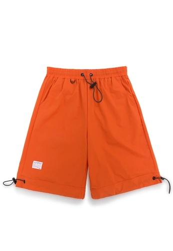 Twenty Eight Shoes Fashion Brand Sports Windbreaker Shorts 9317S B8B2CAAC87C23CGS_1