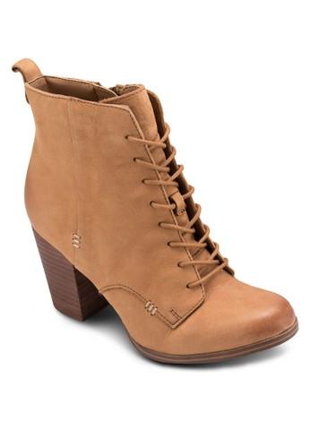 Neily 側拉鍊繫帶高跟筒靴、 女鞋、 鞋ALDONeily側拉鍊繫帶高跟筒靴最新折價