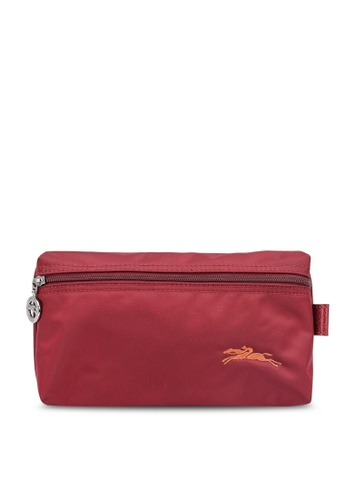 LONGCHAMP red Le Pliage Club Pouch (zt) 7CD0DACC8F02D7GS_1