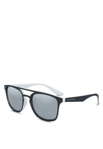 Privé Revaux 黑色 The Zona Sunglasses 0D60BGL81445DFGS_1