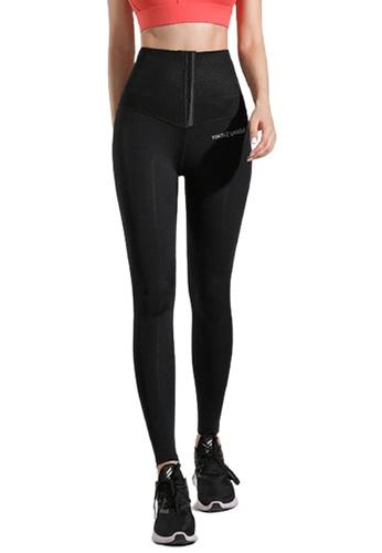 Trendyshop black High-Elastic Fitness Leggings 5E756USE76C77EGS_1