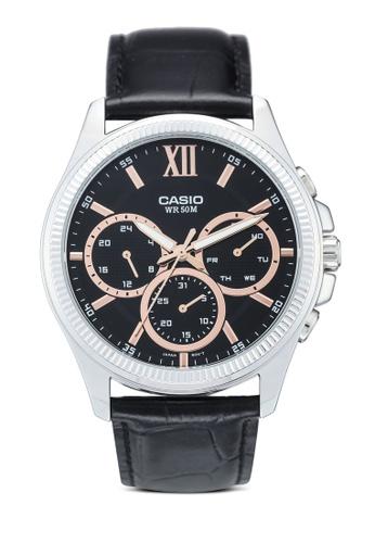 Casio black Casio MTP-E315L-1AVDF Watch D0297AC37F006CGS_1