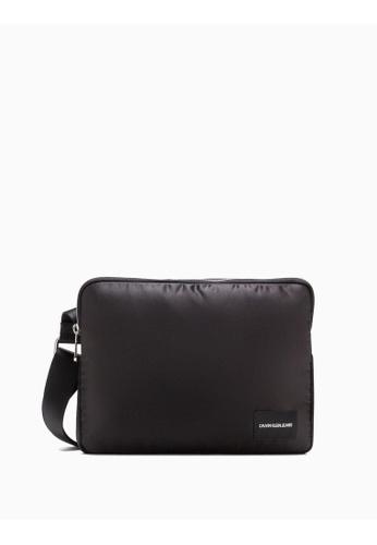 great look info for sale retailer Calvin Klein Ckj Satin Crossbody Bag