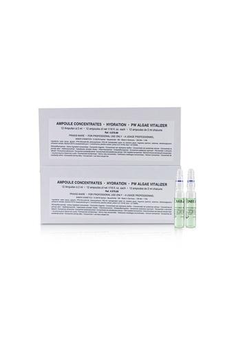Babor BABOR - 海藻能量活水安瓶精華 (活力保濕, 暗沉/乾燥肌膚) Ampoule Concentrates Hydration Algae Vitalizer(美容院裝) 24x2ml/0.06oz 53445BECA44821GS_1