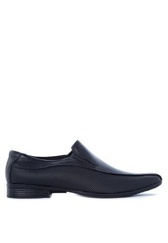 Easy Soft By World Balance black Gustav Formal Shoes   EA034SH93UOCPH_1