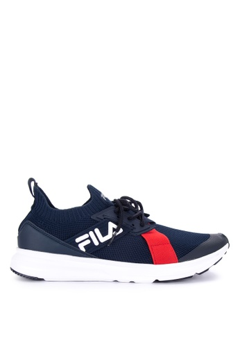 Fila navy Endurance Running Shoes 93B34SH960B28CGS_1