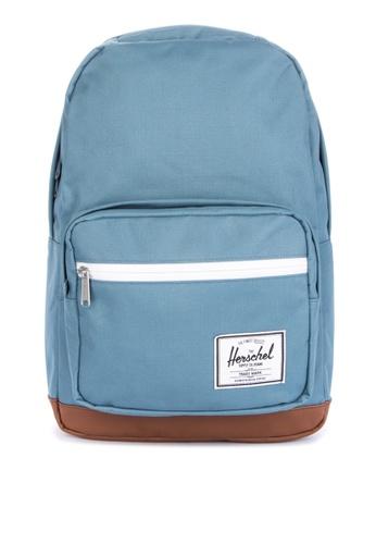Herschel blue Pop Quiz Backpack 27321AC91E1284GS_1