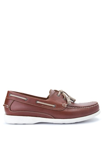 Gibi brown 981391 Boat Shoes GI342SH0IVZOPH_1
