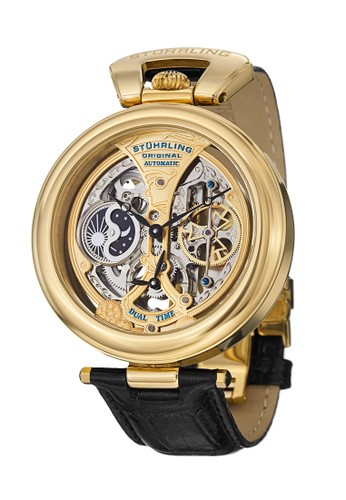 Stuhrling Original gold Stuhrling Original Emperor's Grandeur 127A.333531 Gold ST521AC0WBS9ID_1