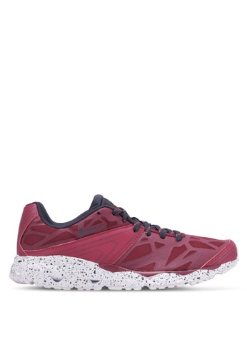 League red Ghost Runner Men's Shoes LE683SH0S2NZMY_1