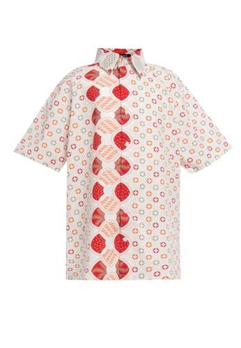 Bateeq red Boys Shirt Sranti 178A9KA69299E2GS_1