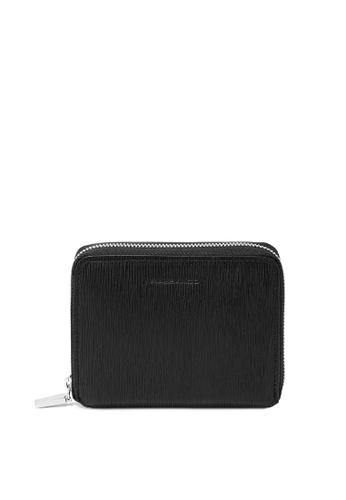 RABEANCO black RABEANCO Zip Wallet - Black 364F3AC7D0D4A2GS_1