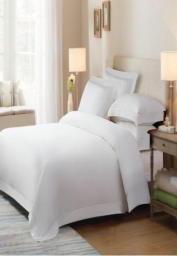 MOCOF white Ajour Classic Duvet Cover Set (7in1) 100% Luxury Tencel 1600TC 51E3DHL82DE9B2GS_1