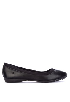 bf81c2dec9f Preview black Allaisa Round Toe Flats FD03ESHB607894GS 1