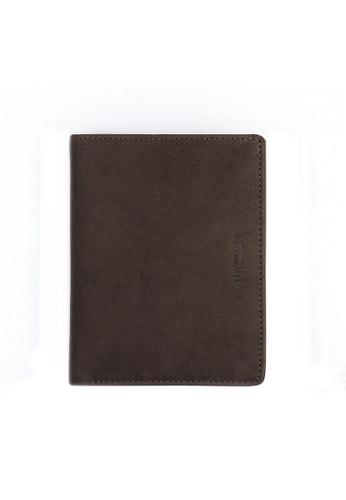 Picard brown Picard Buffalo Bifold Wallet PI517AC0HAHWSG_1